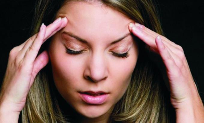 Бессонница и головная боль симптомы чего