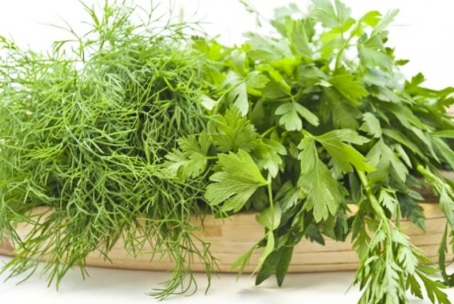 Как приготовить блины с картофелем и зеленью