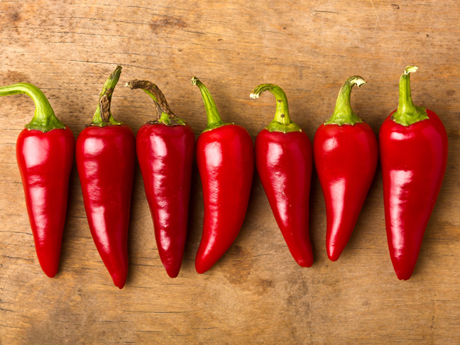 How to grow chili peppers at home