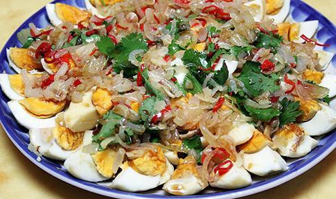 как сделать салат из яиц рецепты