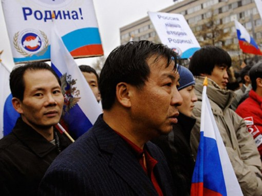 Гастарбайтеры в России
