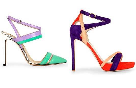 Какие туфли в моде в сезоне весна-лето 2014