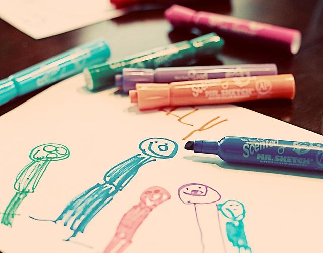 Рисунок - графический язык ребёнка