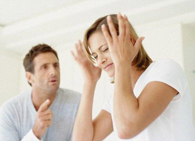 Если муж постоянно кричит