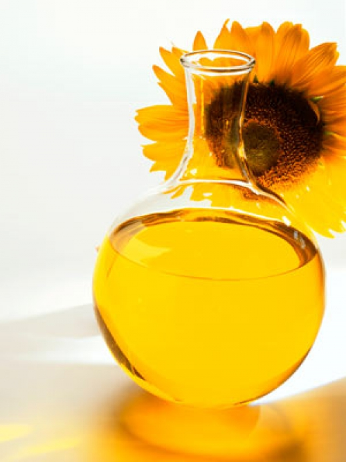 Растительное масло для снятия макияжа