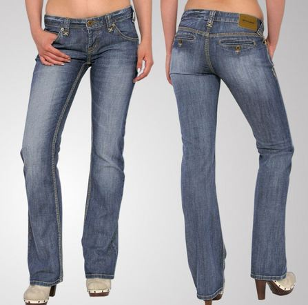 Какие джинсы выбрать девушке