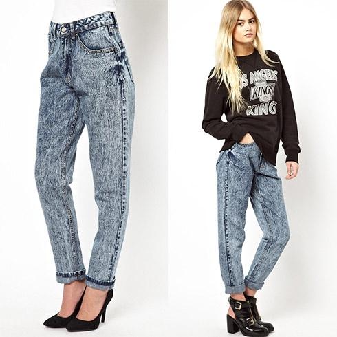 Покупать ли джинсы с завышенной талией