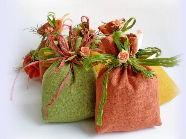 Как сделать саше из ароматных трав