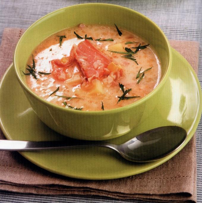 Суп из лосося  рецепты с фото на Поварру 40 рецептов