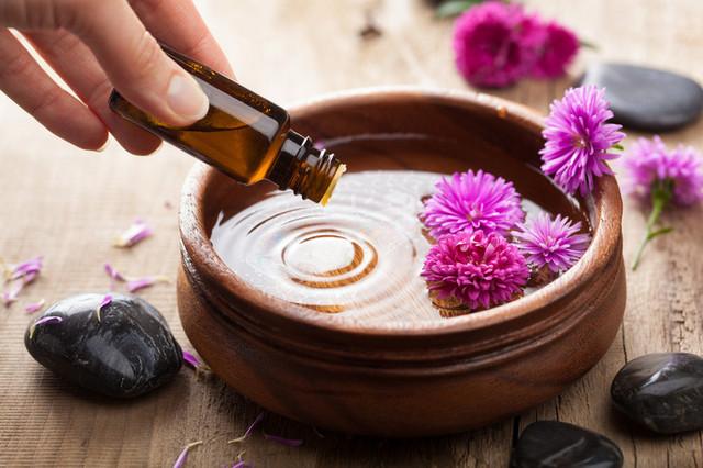 Как эфирные масла помогают при похудении?