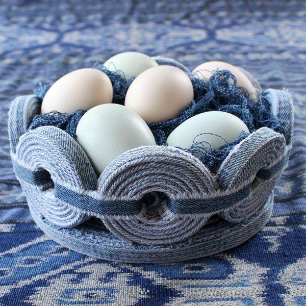 корзинка для яиц