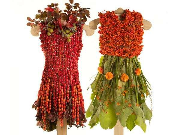Эти платья от Николь Декстрас идеальны для Осеней