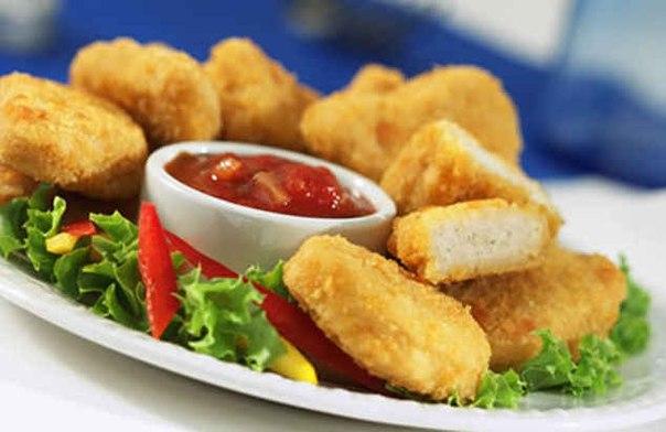 Куриные наггетсы: рецепт
