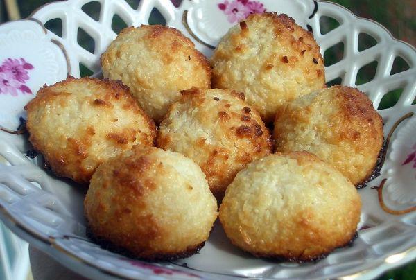 Десертные шарики с инжиром