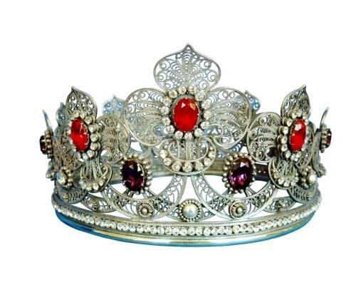 Женская корона русских цариц