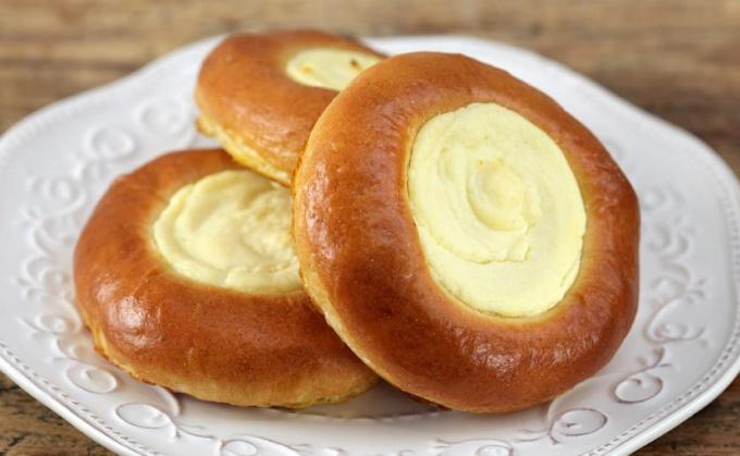Как испечь ватрушки в хлебопечке