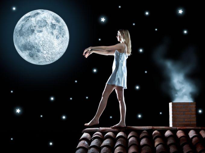 Причины и лечение лунатизма