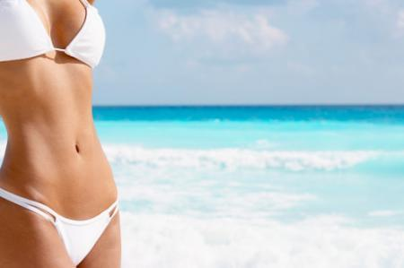 How to buy by the summer a flat tummy