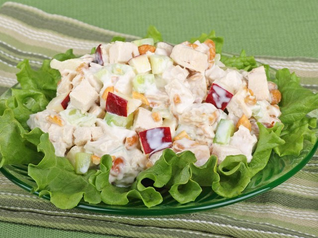 "Salad ""Hawaii"""