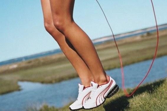 Как правильно прыгать на скакалке