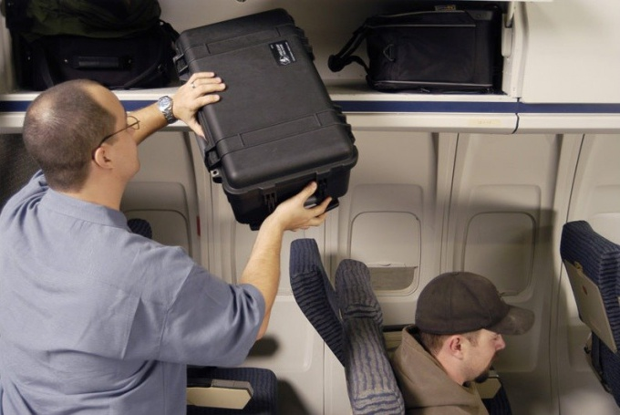 Какие требования к ручной клади в самолетах