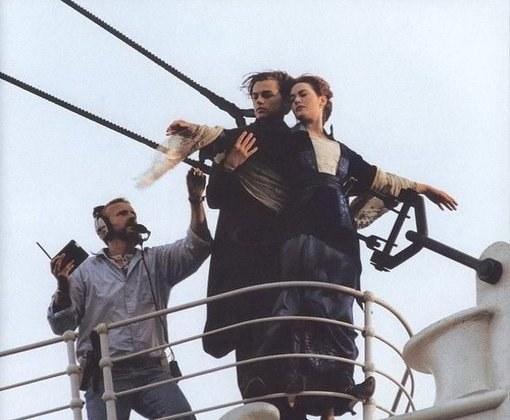 """Где снимали """"Титаник"""""""
