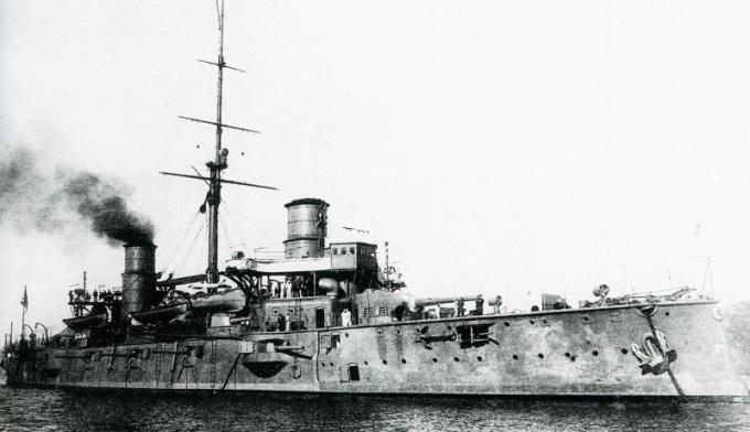Особенности службы на флоте