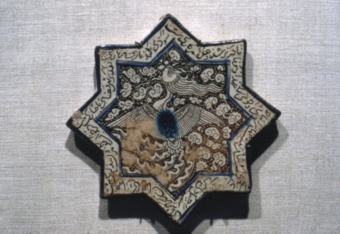 The eight-pointed star is one of the symbols of Islam