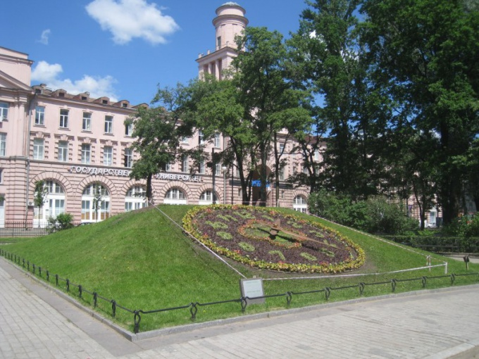 Where to study: universities of St. Petersburg
