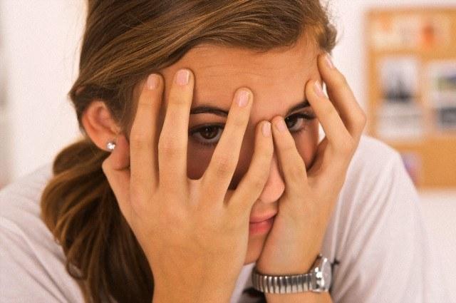 Основные симптомы психоза