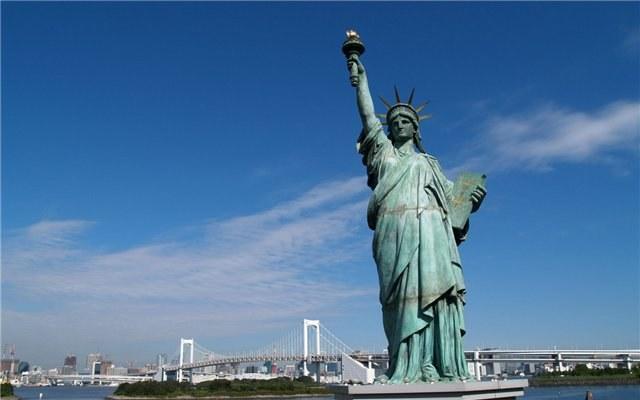 Кто подарил США Статую Свободы
