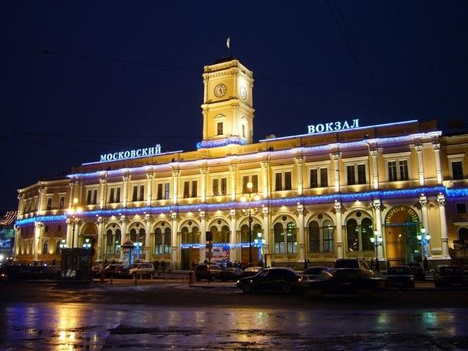 Главный вокзал Санкт-Петербурга