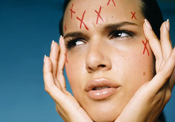 Что делать, если чешется лицо