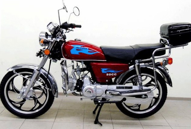 How to choose a 50 CC moped