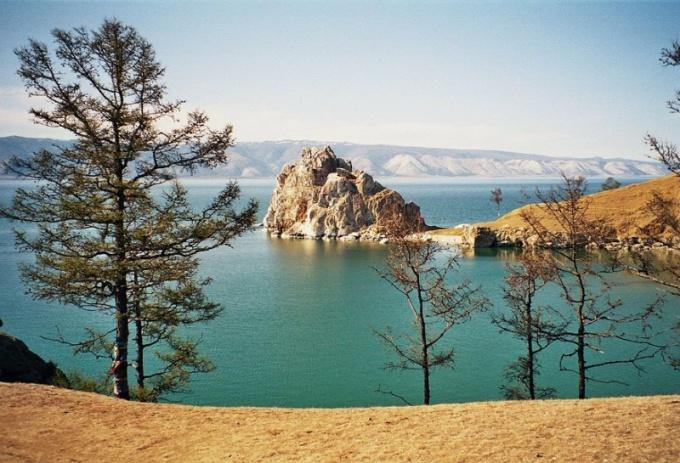 Самые большие озера России