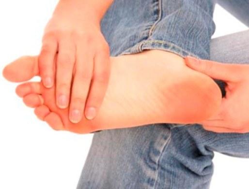 Как вылечить сухую мозоль на ноге