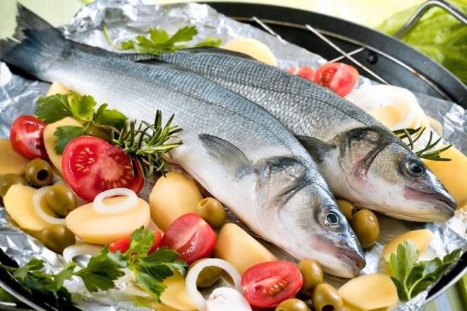 Продукты с высоким содержанием витамина D