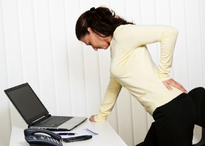 Что делать при болях в пояснице