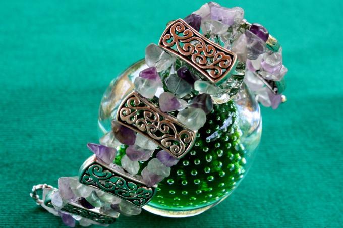 Магические свойства камня флюорит