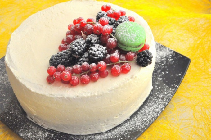 Торт «Дуэт»