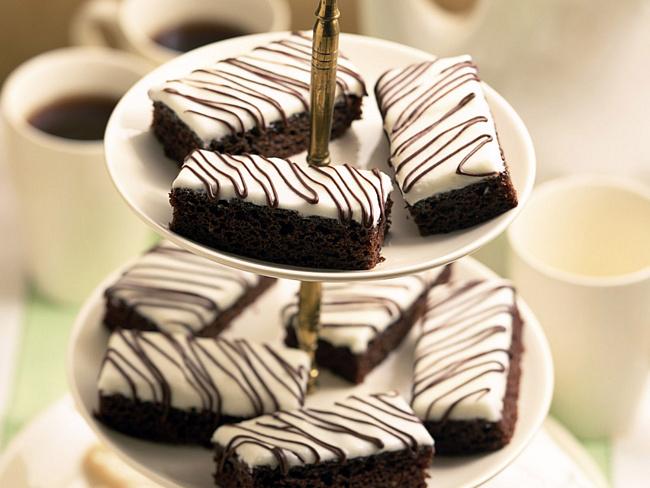 Приготовление шоколадного торта