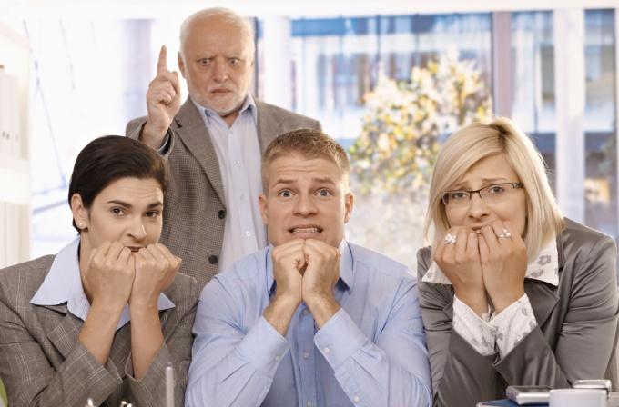 Что делать, если начальник деспот