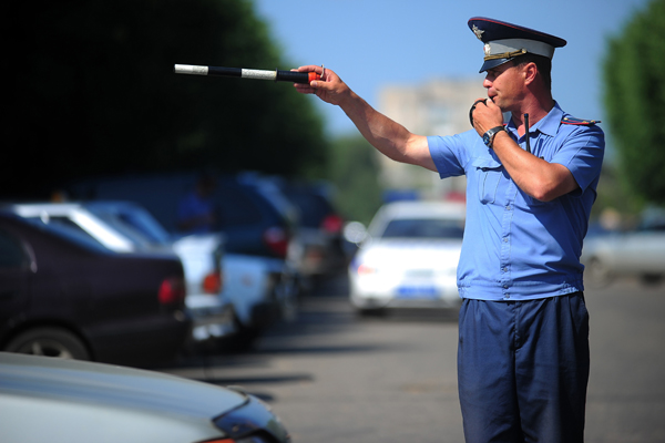 What will happen for failure to pay traffic fines
