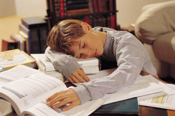 Как помочь школьнику удачно закончить учебный год