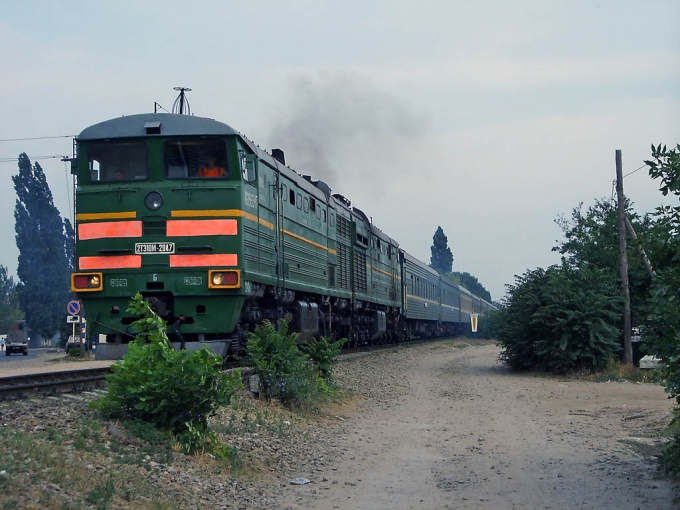 Куда можно съездить на поезде