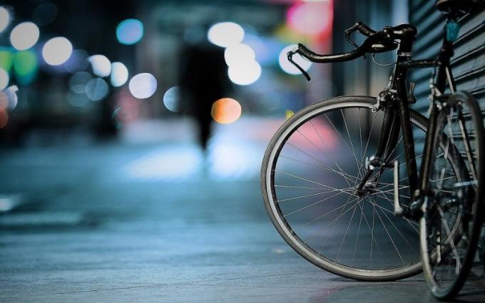 Как хранить велосипед, чтобы его не украли