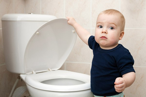 How to treat constipation in a toddler