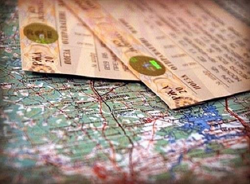 Tickets Railways