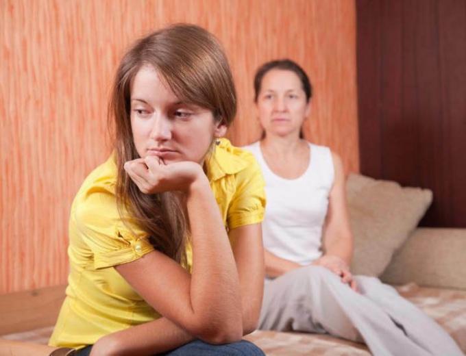 Как общаться с подростком