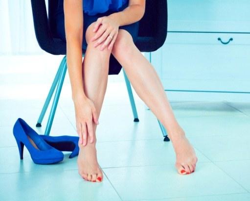 Why aching leg